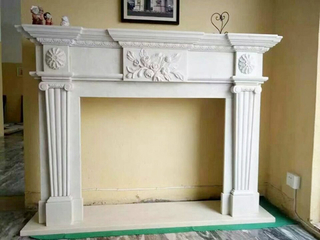 Marble Fireplace TYFP-02