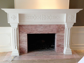 Marble Fireplace TYFP-04