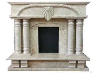 Marble Fireplace TYFP-11