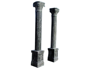 The Green Marble Column CL-013
